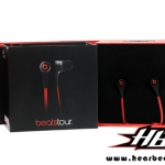 Beats Tour V2 BLACK-RED