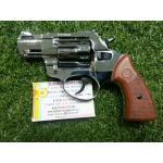 """Zoraki R2 2"""" Chrome cal.380RK Blank gun"""