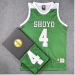 *Pre Order*SD slam dunk No.4 Shoyo Fujima เสื้อกีฬา Basketball size M-2XL