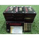 Blank Cartridges Ozkursan 9 mm.PAK 50 Pcs.