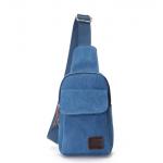 กระเป๋าเป้ใบกำลังดี จะสะพายข้างหรือสะพายหน้า ก็เท่ห์ไปอีกแบบ - ฟ้า