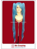 วิกผมมิคุ โวคาลอยด์ Miku Vocaloid Cosplay Wig