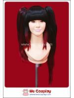 วิกผมโทคิซากิ คุรุมิ เดท อะ ไลฟ์ Tokisaki Kurumi Date A Live Cosplay Wig
