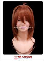 วิกผมคิโนโมโตะ ซากุระ การ์ดแคปเตอร์ซากุระ Kinomoto Sakura Cardcaptor Sakura Cosplay Wig