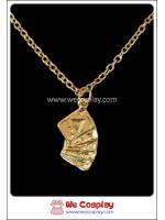 สร้อยคอโลลิต้า จี้ลายไพ่ สีทอง Lolita Necklace