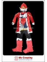 ชุดราชา สำหรับเด็ก King Fancy Costume for Kids