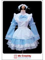 ชุดเมดโกธิคโลลิต้า นาเดชิโกะ Nadeshiko Gothic Lolita Maid Costume