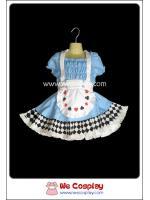 อลิซเมด สีฟ้า สำหรับเด็ก Blue Alice Maid for Kids