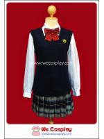 ชุดนักเรียนหญิงญี่ปุ่นฤดูหนาว แขนยาว