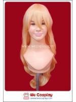 วิกผมคิริซาเมะ มาริสะ โทโฮ โปรเจ็คท์ Kirisame Marisa Touhou Project Cosplay Wig