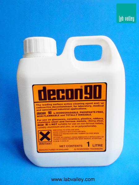 น้ำยาล้างเครื่องแก้ว decon 90
