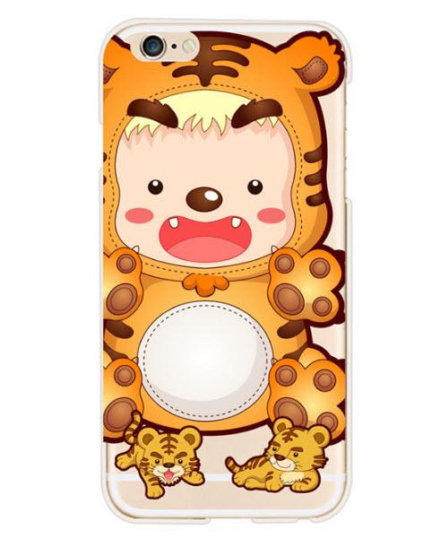 เคสไอโฟน 5/5s/SE (TPU Case) เคสไอโฟน 12 ราศี ปีขาล