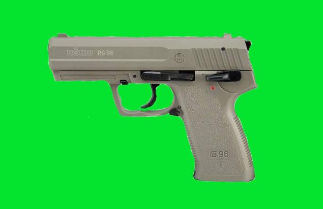 ROHM RG 96 FDE, 9 mm. P.A.K.Blank Gun