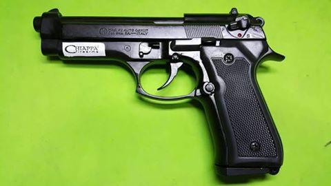 ปืนแบงค์กันส์ Kimar Mod. 92 AUTO / Beretta M9 , cal. 9mm.PAK.Blank gun.