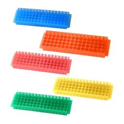 Microtube rack ที่ใส่ไมโครทิวป์พลาสติก