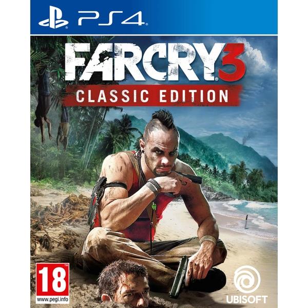 PS4: Far Cry 3 Classic Edition (R3)
