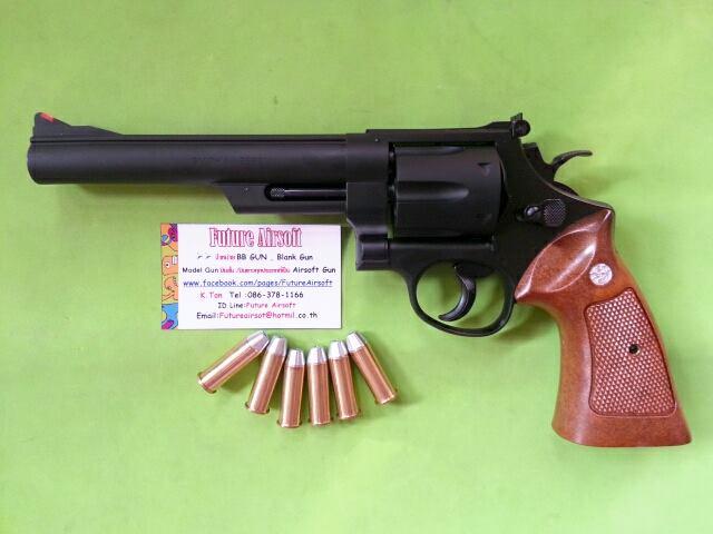 Tanaka S&W M29 .44 Magnum Revolver 6.5 inch Heavy Weight Model cap gun