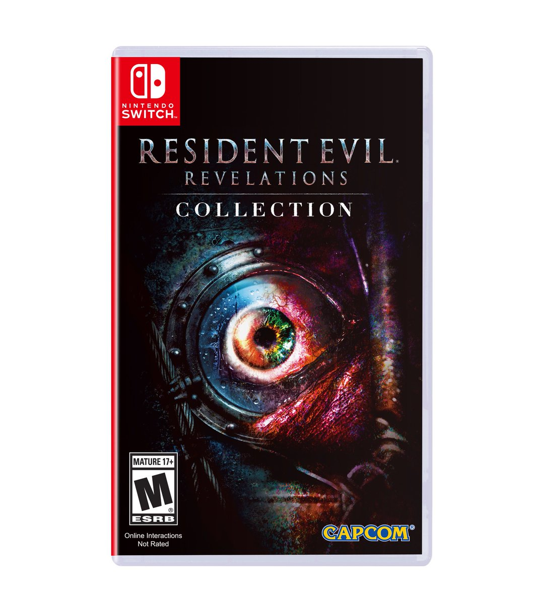 Nintendo Switch: Resident Evil Revelation Collection (US)