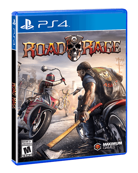 PS4 : Road Rage (R1)