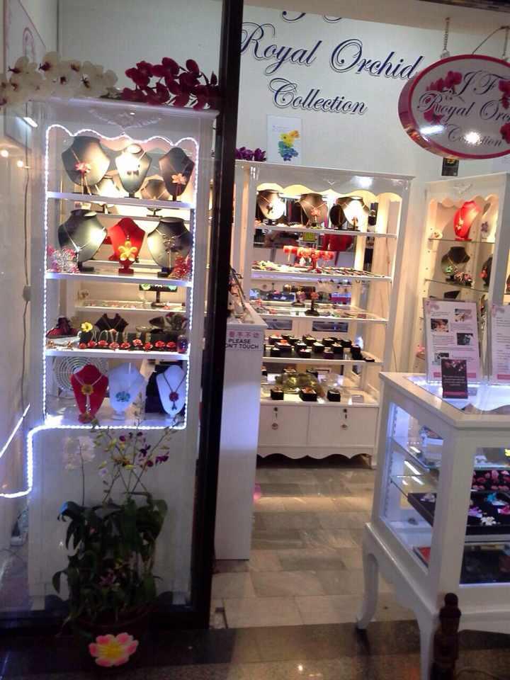 """ JF Royal Orchid "" ห้างลี การ์เด้น จังหวัดสงขลา ร้านของคุณเจี๊ยบ -^^-"