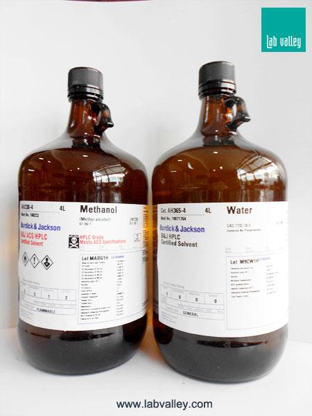 เคมีภัณฑ์, ผลิตภัณฑ์ Burdick & Jackson