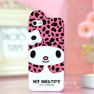 เคสไอโฟน 5/5s/SE (Case Iphone 5/5s/SE) TPU Case My Melody