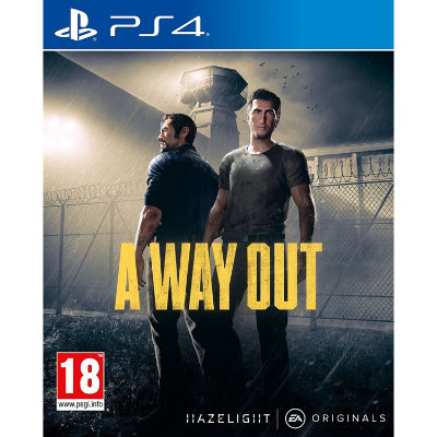 PS4: A Way Out (R2)