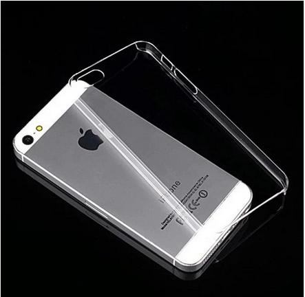 เคสไอโฟน 5/5s/SE (Case Iphone 5/5s/SE) Hard Case กรอบใส
