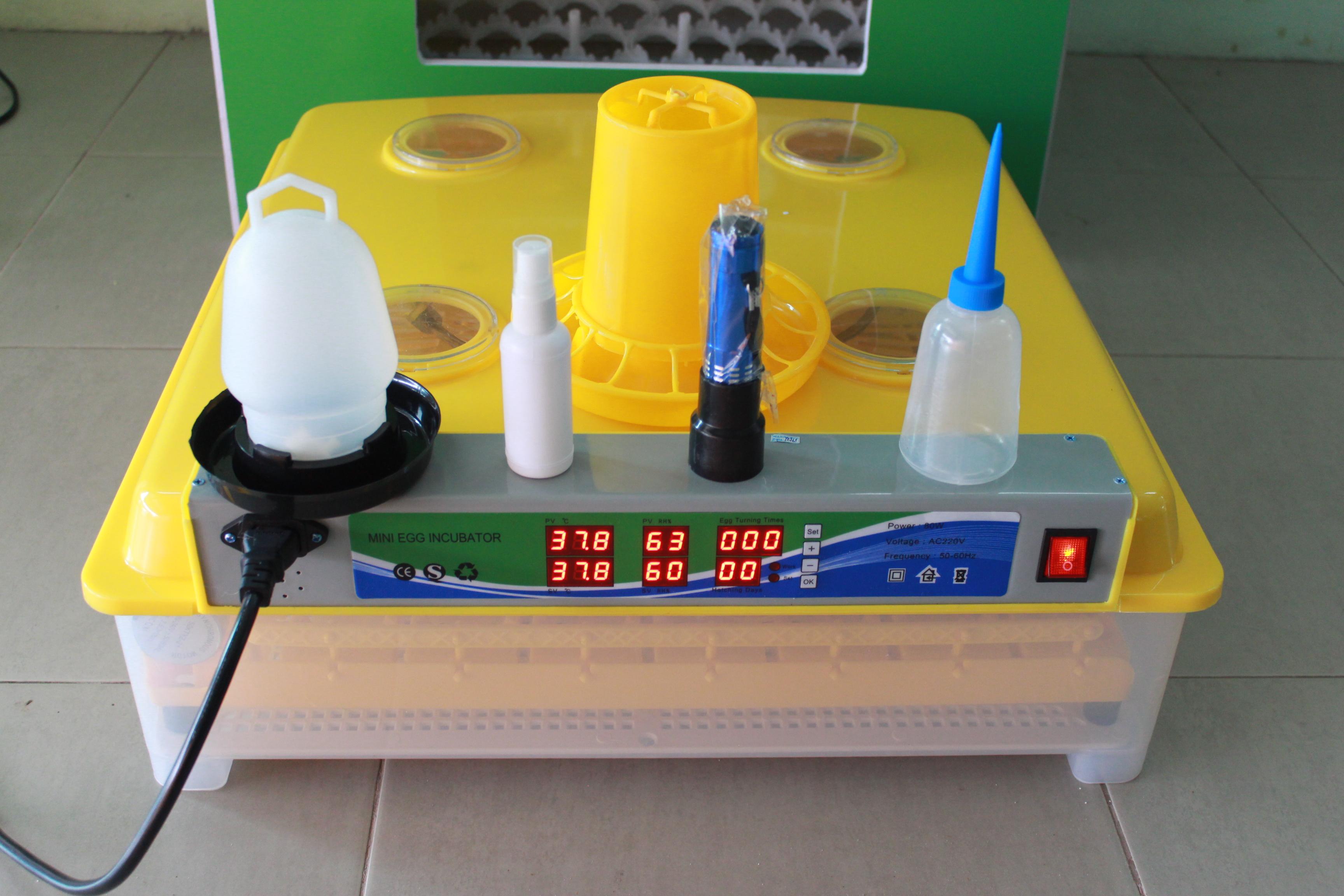 เครื่องฟักไข่อัตโนมัติ AUTO-98 (จัดส่งฟรีทั่วประเทศ)