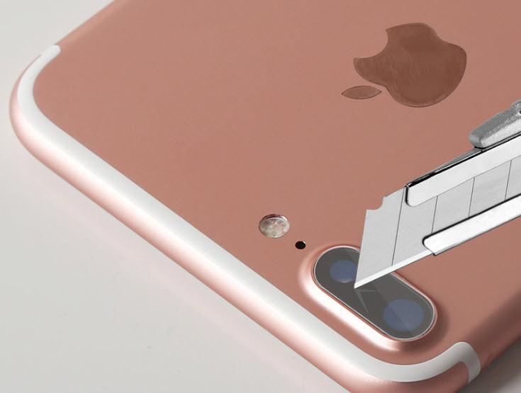 ฟิล์มนิรภัยป้องกันเลนส์ Iphone 7Plus