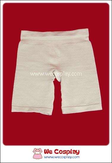 กางเกงสเตย์เพื่อสุขภาพ สีเนื้อ กระชับต้นขา
