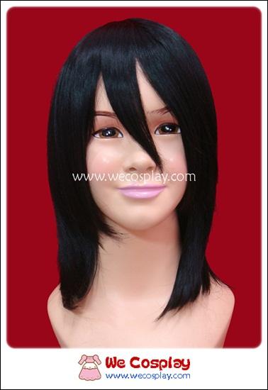 วิกผมคุจิกิ รูเกีย บลีช เทพมรณะ Kuchiki Rukia Bleach Cosplay Wig