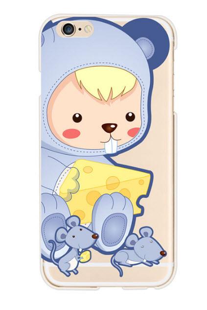 เคสไอโฟน 5/5s/SE (TPU Case) เคสไอโฟน 12 ราศี ปีชวด