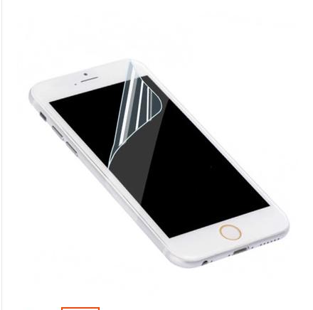 ฟิล์มกันรอย Iphone 6Plus/6sPlus แบบมัน (หน้า-หลัง)