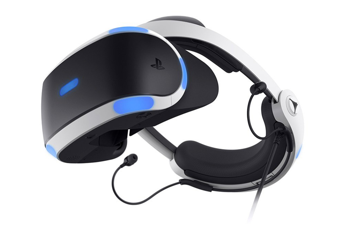 NEW PlayStation VR CUH ZVR2 with PS Camera