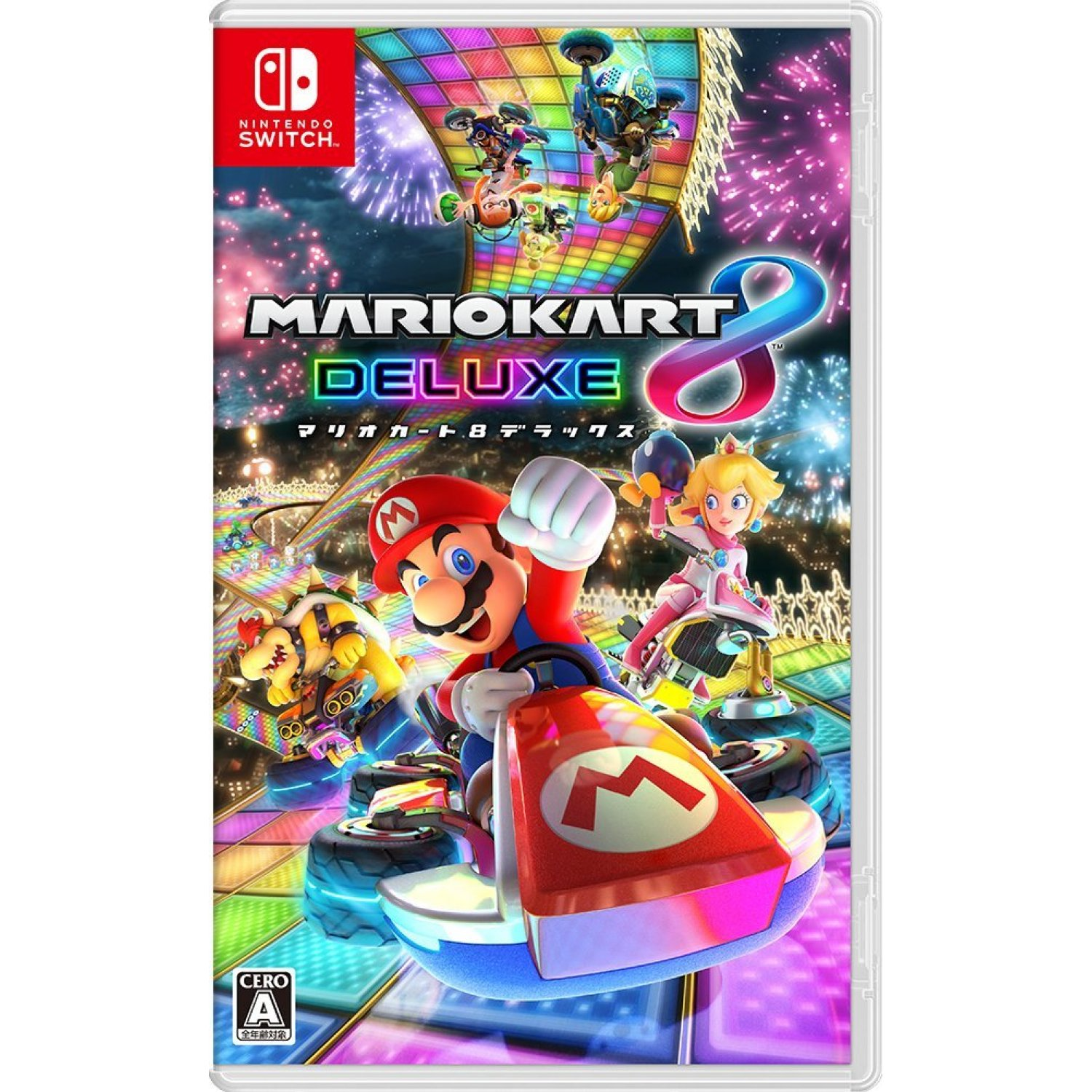 Nintendo Switch : Mario Kart 8 (JP) English