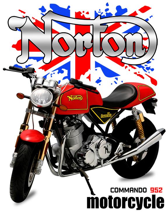 ลายรถมอไซค์ Motorcycle-03