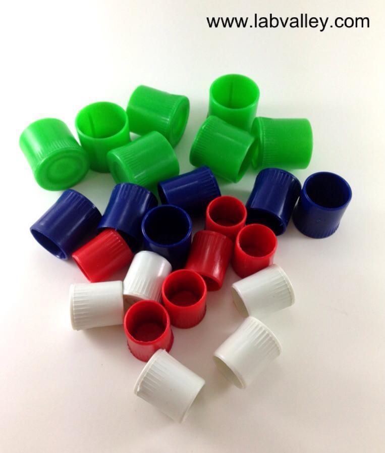 ฝาครอบหลอดทดลอง cap for test tube