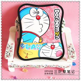 Mouse Pad (ที่รองเม้าส์) ขนาด 25*19 CM ลาย Doraemon สีชมพู