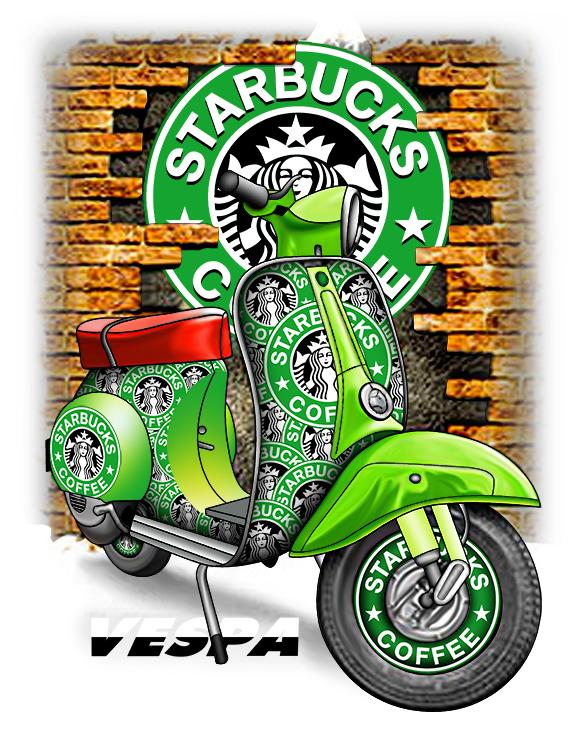 ลายรถมอไซค์ Motorcycle-13