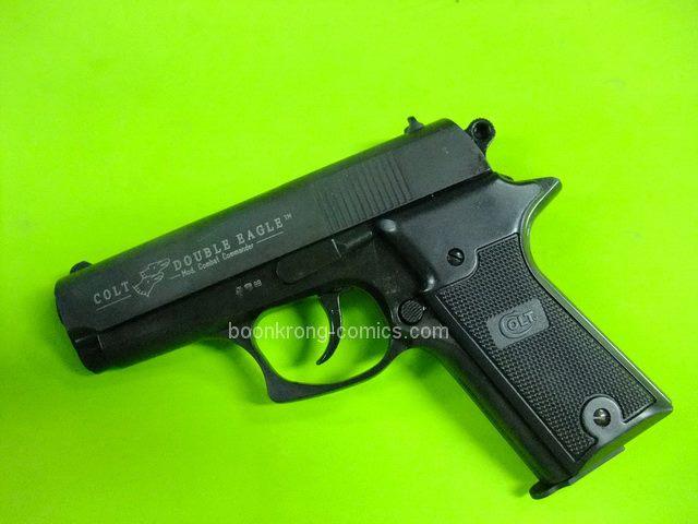 Umarex Colt Double Eagle Black, 9 mm. Blank gun