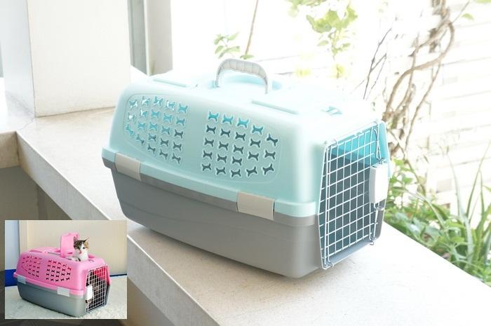 กล่องใส่สุนัขและแมวสำหรับเดินทาง