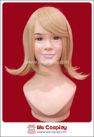 วิกผมริน โวคาลอยด์ Rin Vocaloid Cosplay Wig