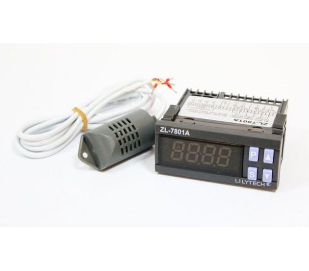 กล่องควบคุมตู้ฟักไข่ ZL-7801A