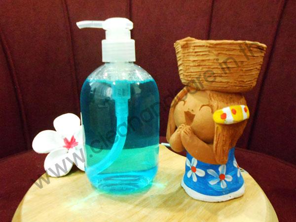 ชุดทำเจลล้างมือ แบบไม่ใช้น้ำ