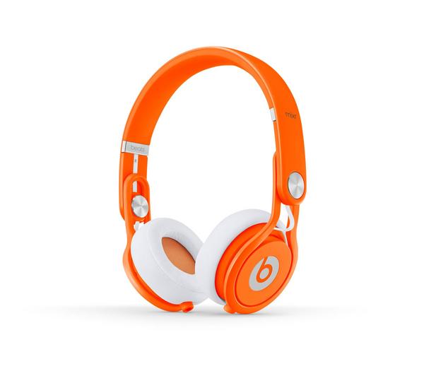หูฟัง Beats Mixr Neon Orange