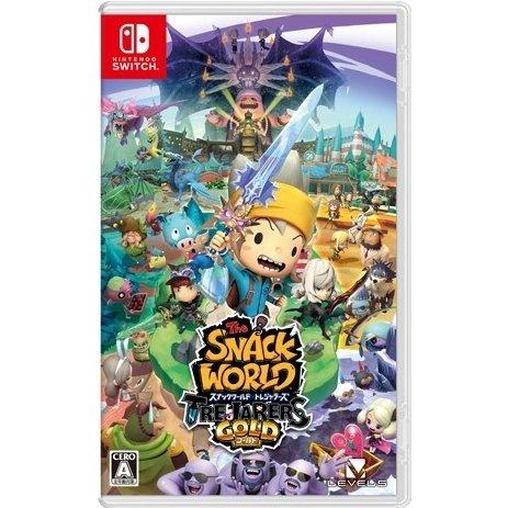 Nintendo Switch: Snack World (JP)