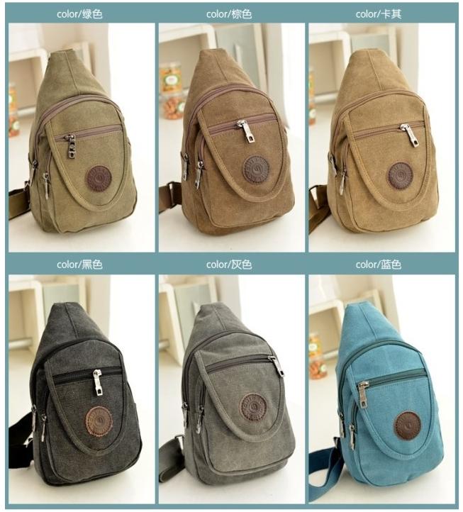 กระเป๋าสะพายข้าง สำหรับคนที่ชอบพกของเล็กๆ น้อยๆ ติดตัว