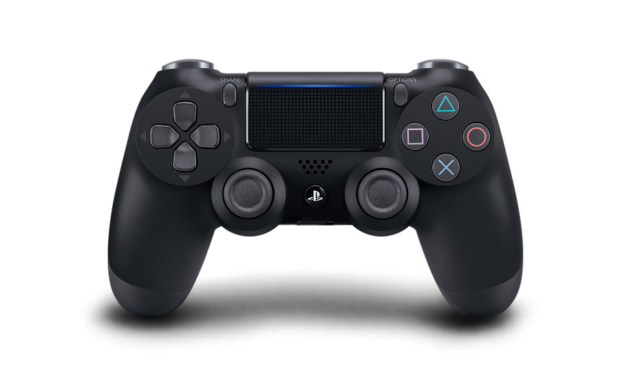 DualShock®4 Wireless Controller (Black)