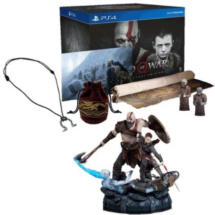 PS4 God of War Collector's Edition (R3)